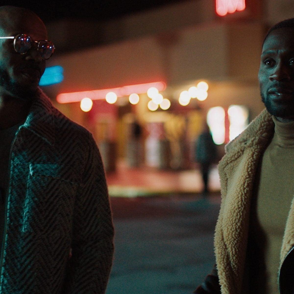 Deji LaRay & Thomas Q. Jones On Showing Black Men In Ways We've Never Seen With New TV Show 'Johnson'