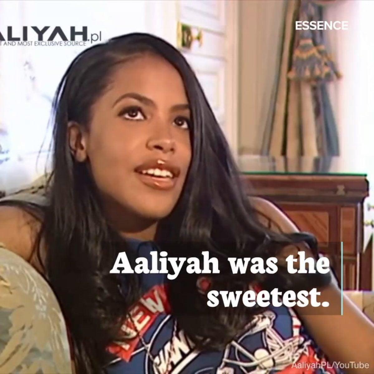 Why We Love Aaliyah |IMF