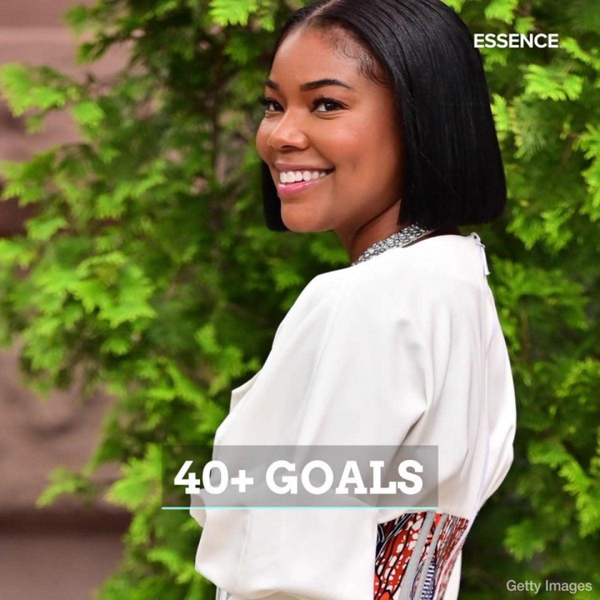 40+ Goals