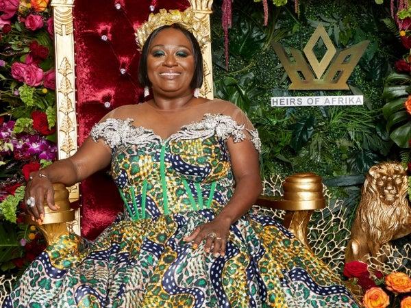 How Koshie Mills Encourages Black Women To 'Float In Their Queendom'
