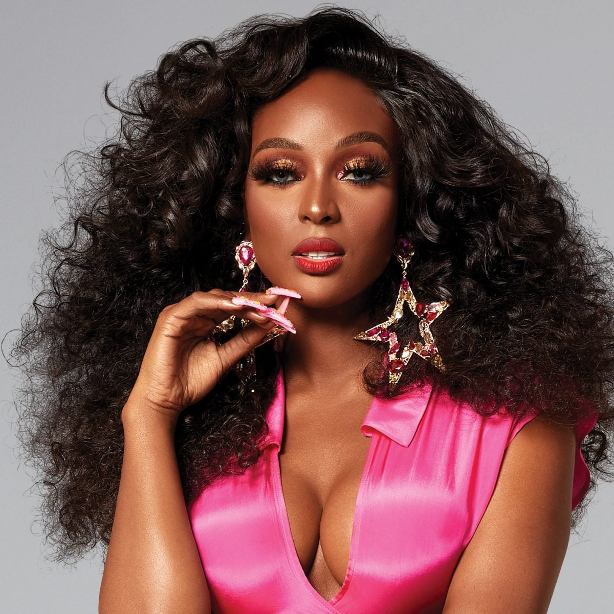 """With A Major Weight Loss And Growing Real Estate Empire, Amara La Negra Is """"Trying To Be The Best I Can Be"""""""