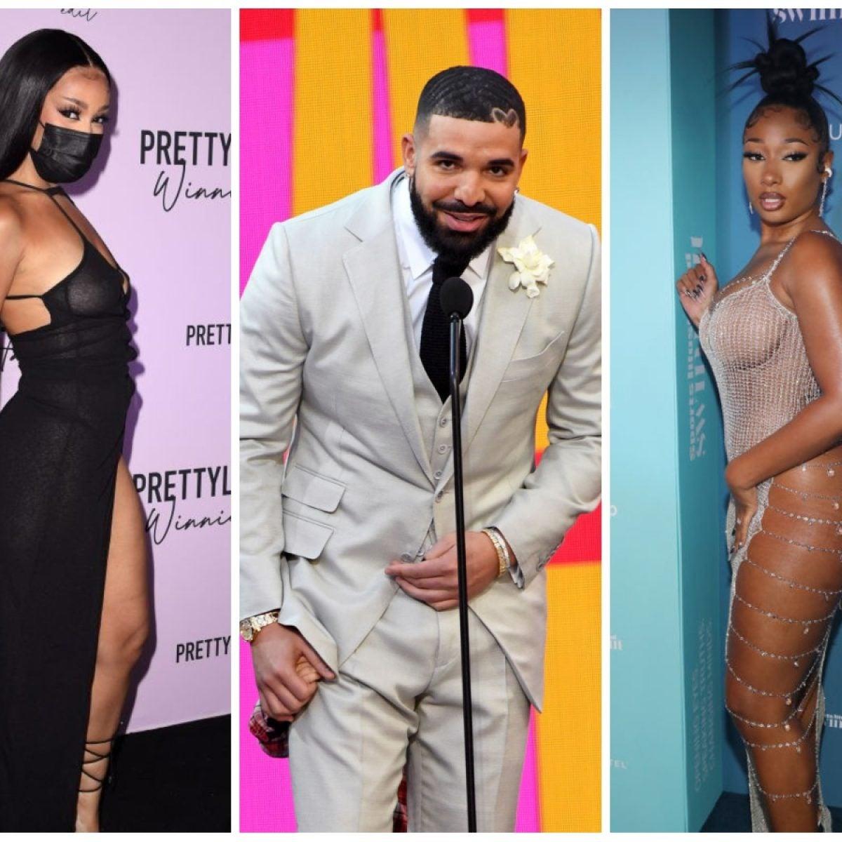 Megan Thee Stallion, Doja Cat, And Drake Earn Top MTV VMA Nominations