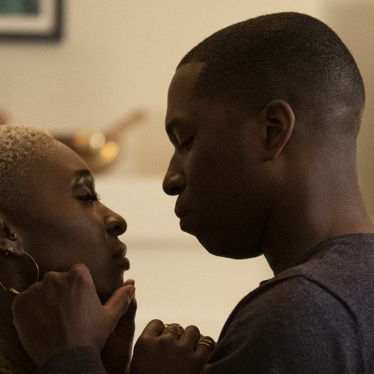 First Look: Cynthia Erivo And Leslie Odom Jr. Star In 'Needle in a Timestack'