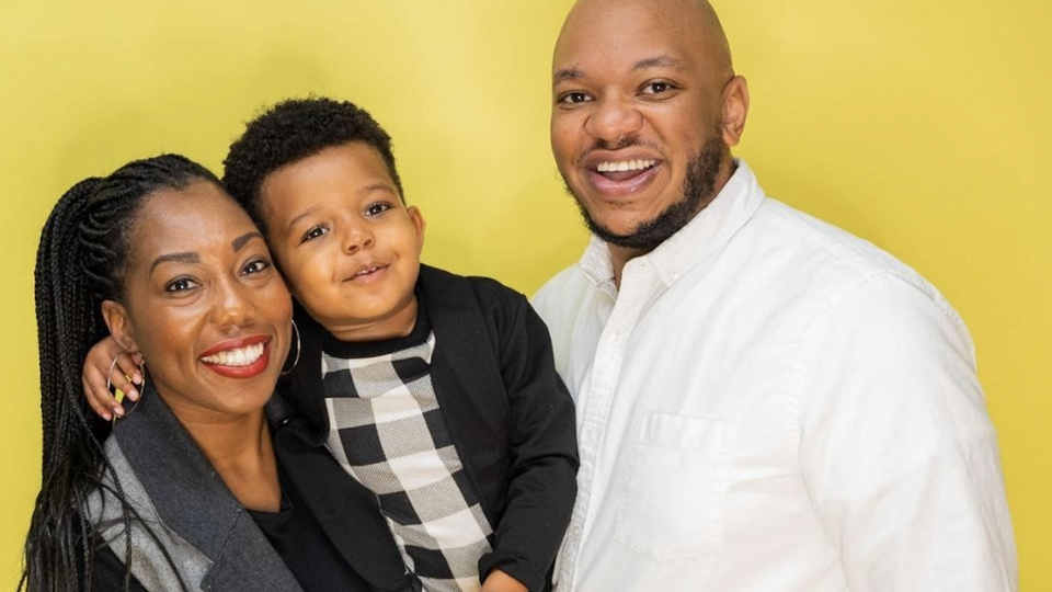 This Couple Shifted The Beauty Industry Landscape With Their Hair Product Line For Black Boys. Here's How They Did It
