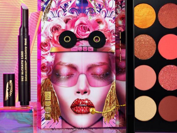 Pat McGrath Releases Her Newest Palette, Mothership IX, And It's So Futuristic