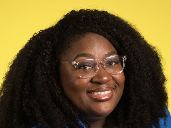 Meet The Woman Who's Helping Make Big Tech More Equitable