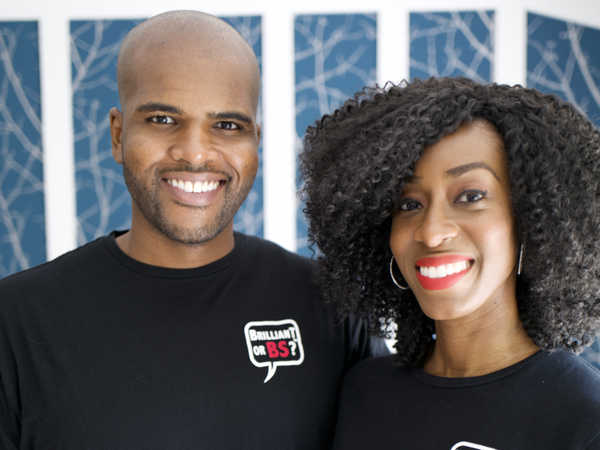 Meet The Husband And Wife Duo Who Created This Family Game Now Available In Target