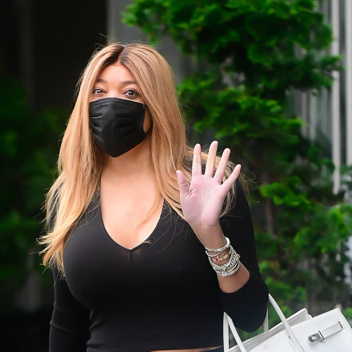 Wendy Williams Tests Positive for COVID-19 Amid Health Concerns, Show's Return Postponed