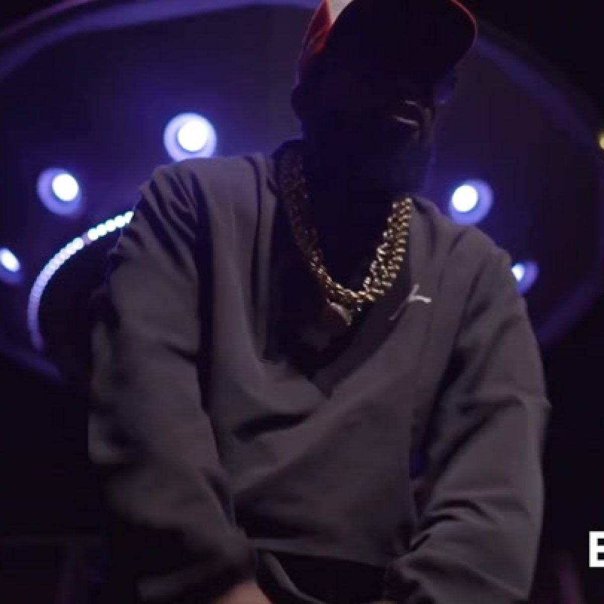 Big Boi Clip – Real Rap Thanos