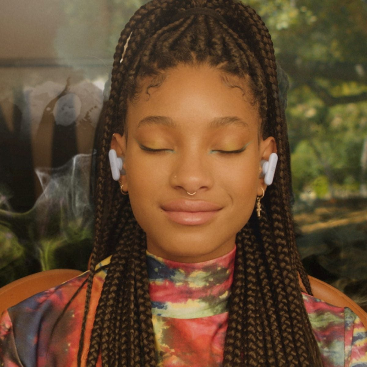 Willow Smith Is The Face Of The UE Fits, The First Wireless Earphones With Instant Custom Fit