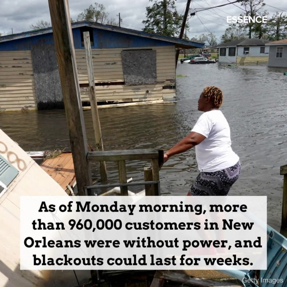 Hurricane Ida Relief   In My Feed