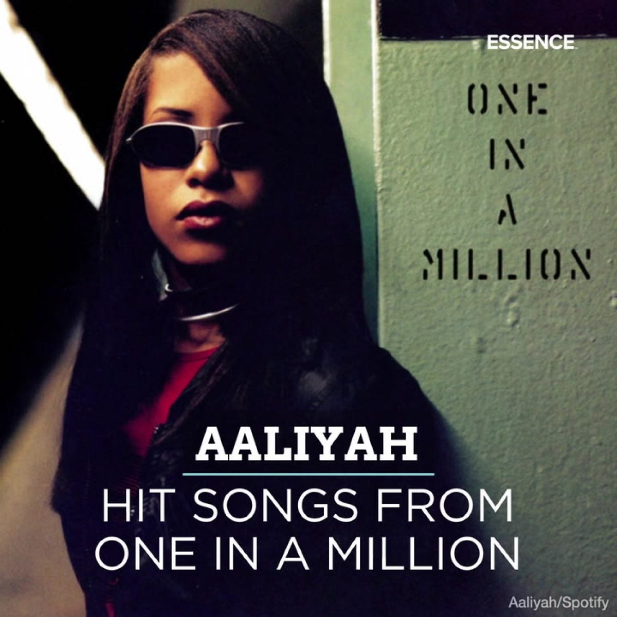 Aaliyah: Hits From One In A Million | In My Feed