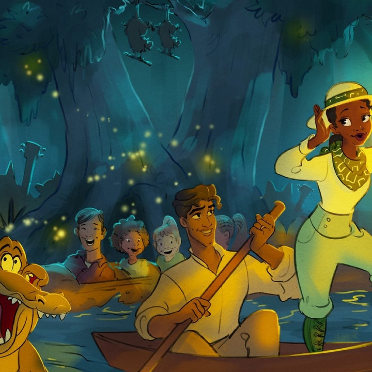 Here's How Disney Is Continuing To Honor Tiana, The First Black Disney Princess