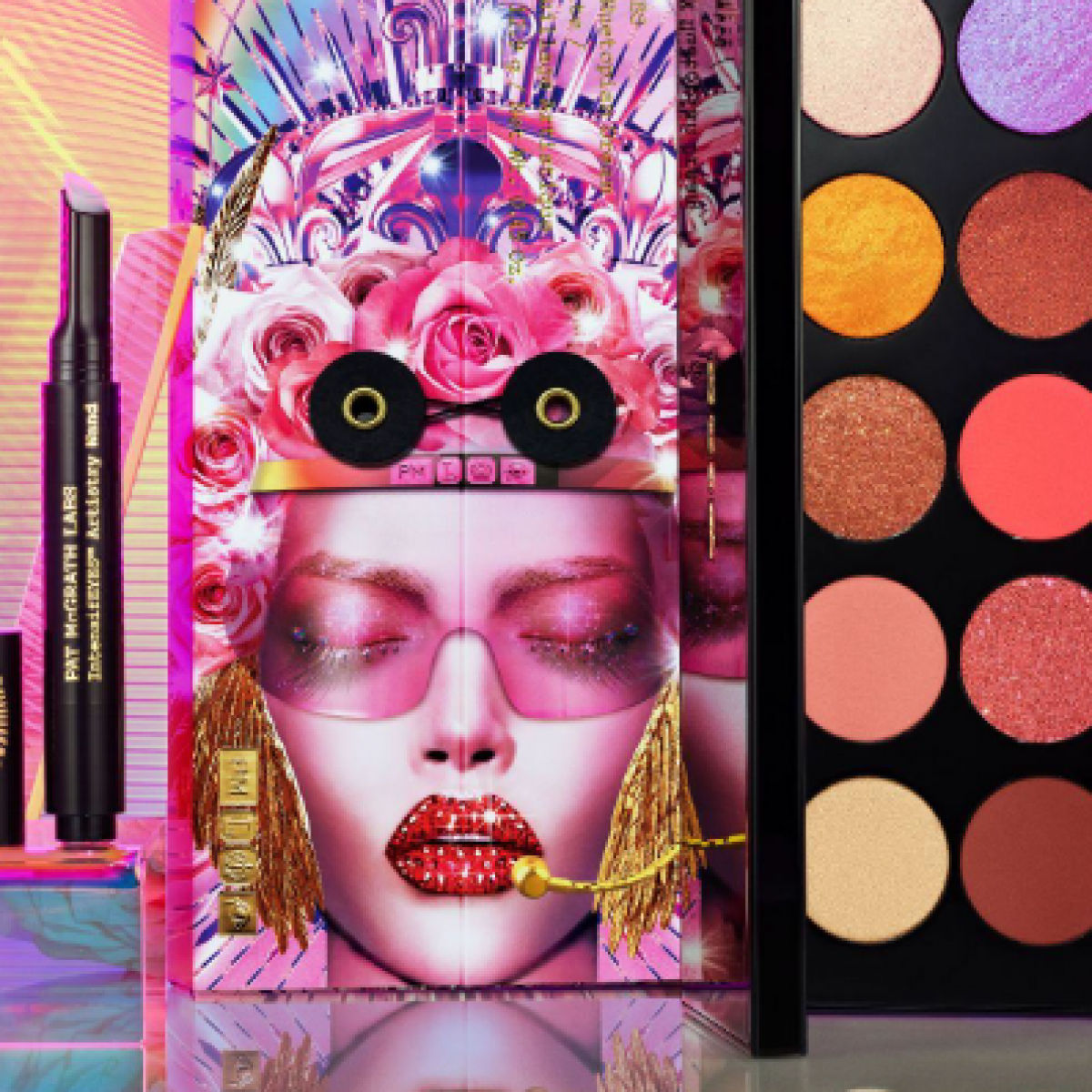 Pat McGrath Releases Her Newest Palette Mothership IX And It's So Futuristic