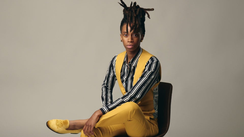 This Black Woman Is One Of The Youngest, Black Female Luxury Shoe Designers