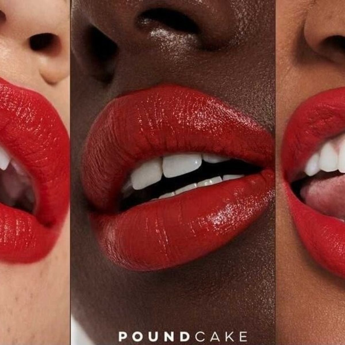 Pucker Up! Pound Cake Cosmetics Designs Innovative Red Lipsticks For Black Women
