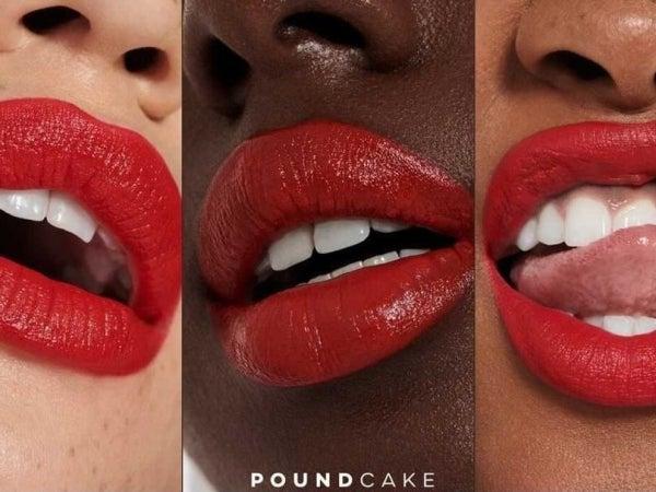 Pound Cake Cosmetics Designs Innovative Red Lipsticks For Black Women