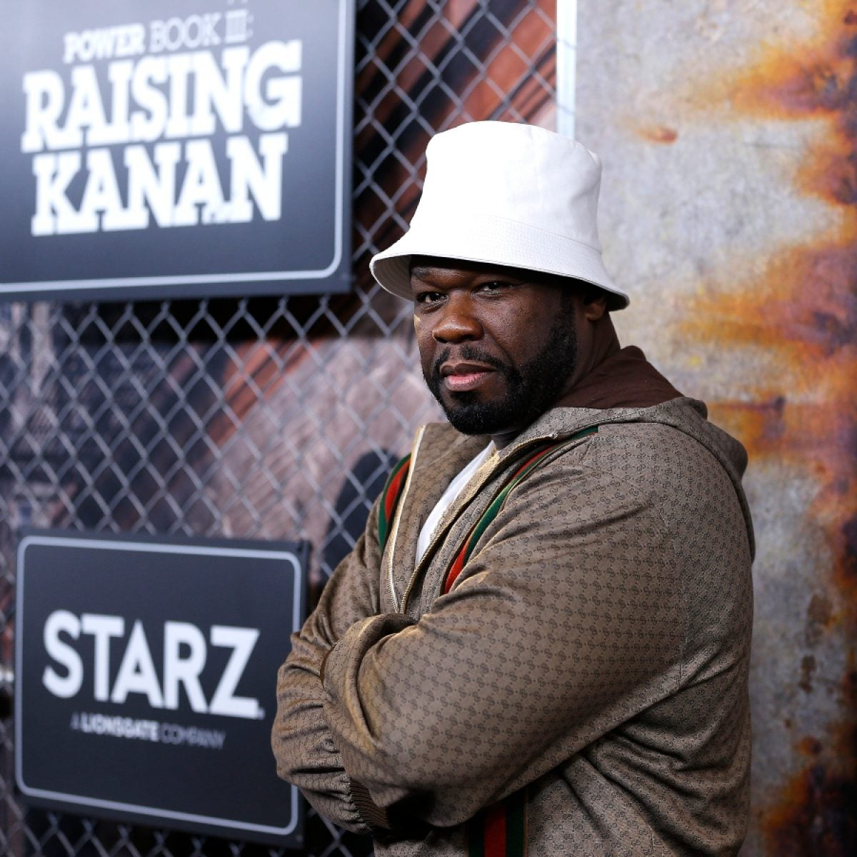 50 Cent On Patina Miller Being The Queen B Of The 'Raising Kanan' Cast