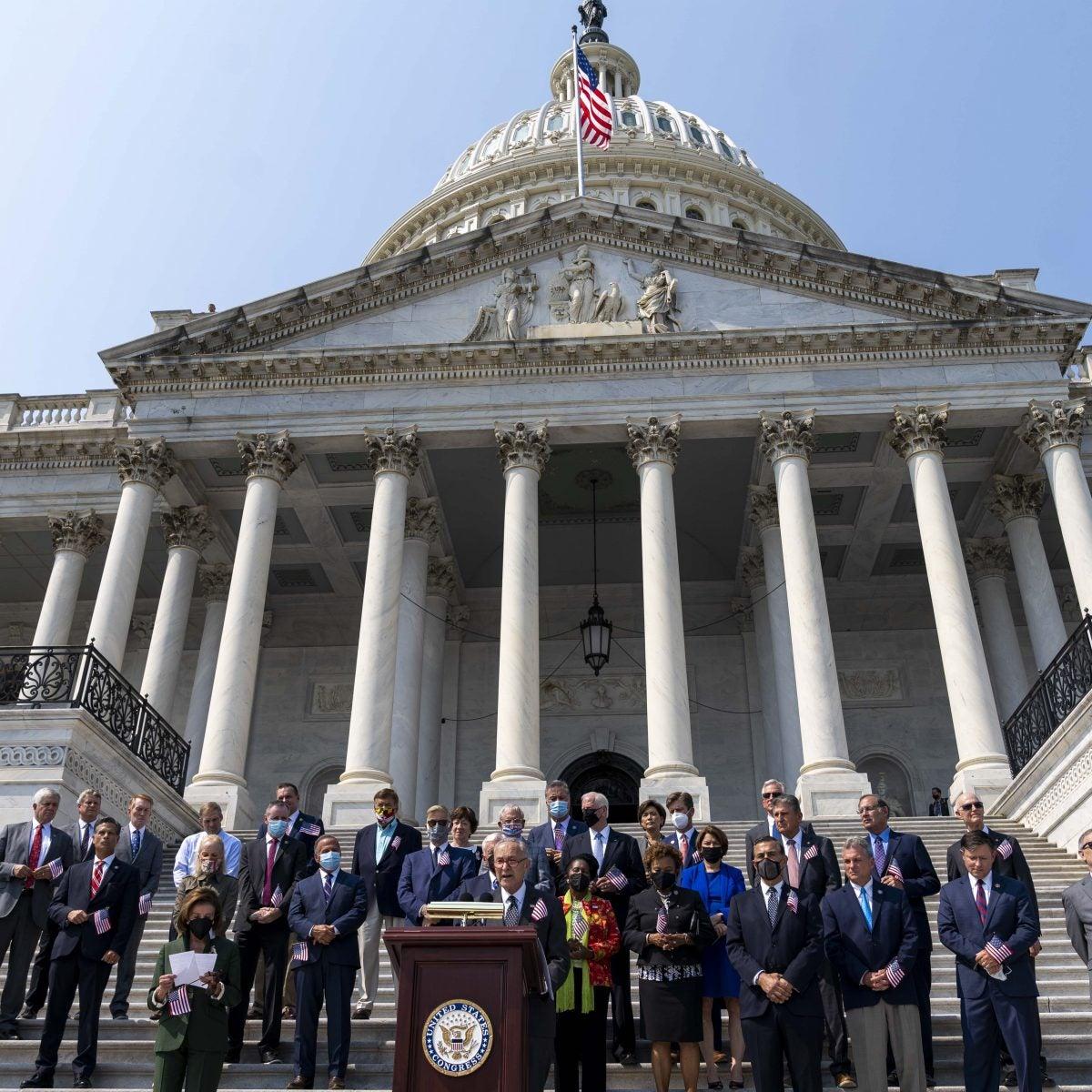 Congress Commemorates 20th Anniversary of 9/11