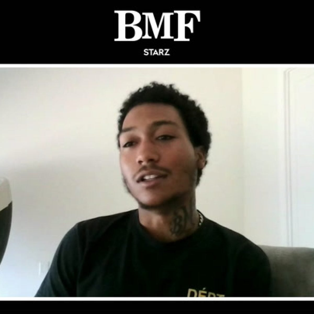 Demetrius Flenory Jr. On The Hardest Part About Playing His Father In 'BMF'