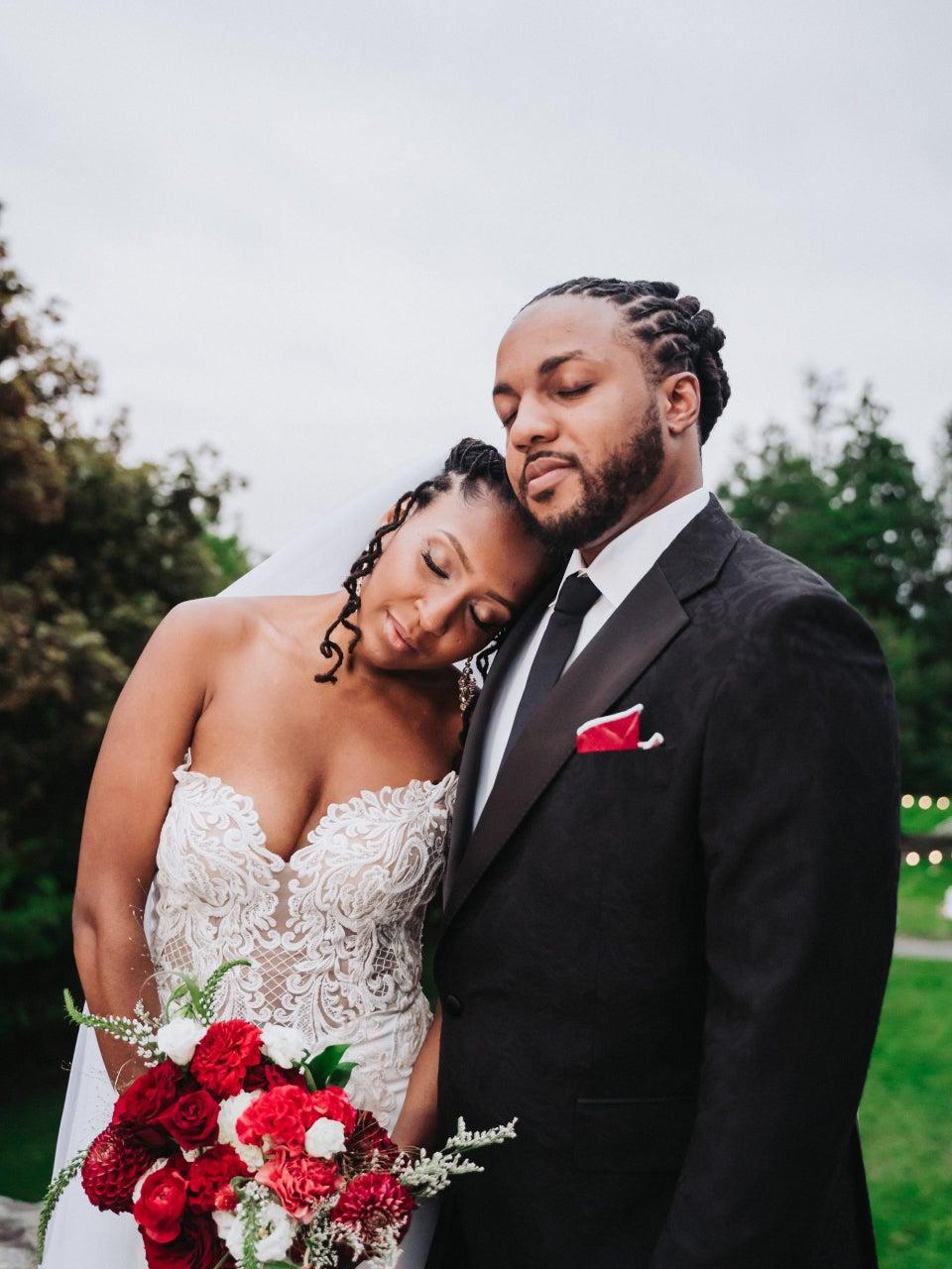 Bridal Bliss: Brooklyn Tea Founders Jamila And Ali's Charming Poconos Wedding Celebrated Black Love And Black Businesses