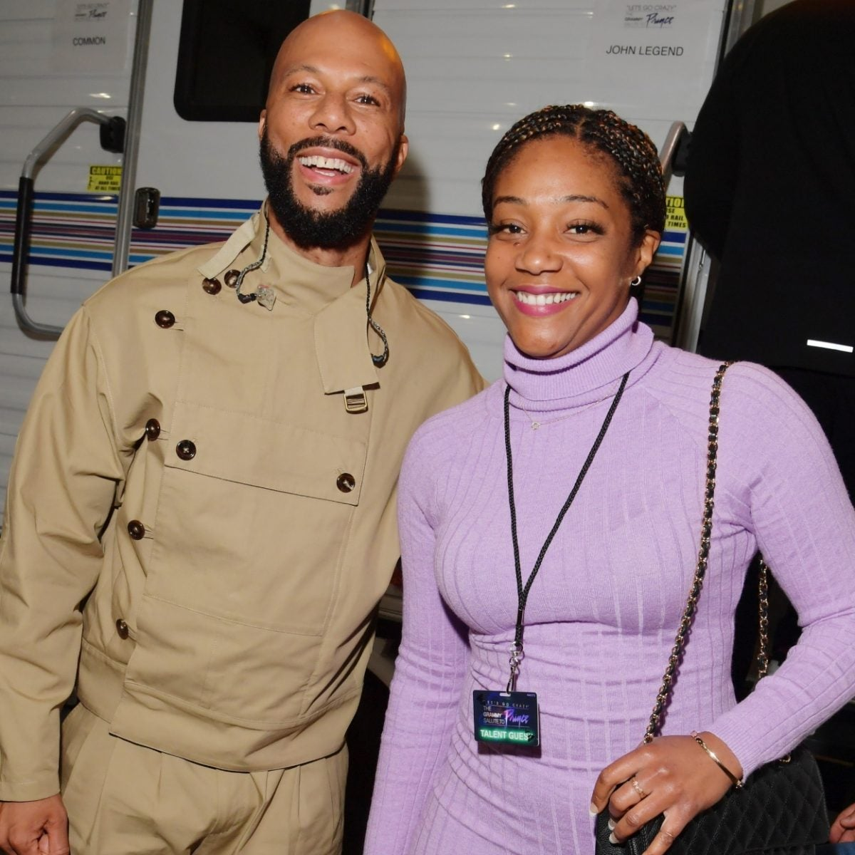 The Nicest Thing Common Has Ever Done For Tiffany Haddish Will Surprise You: 'It Don't Take Much To Make Me Happy'