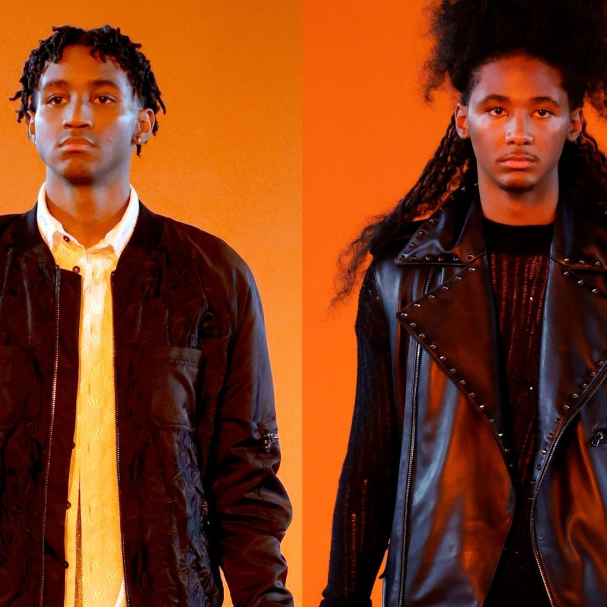 Toni Braxton's Sons Denim And Diezel Just Ripped The Runway