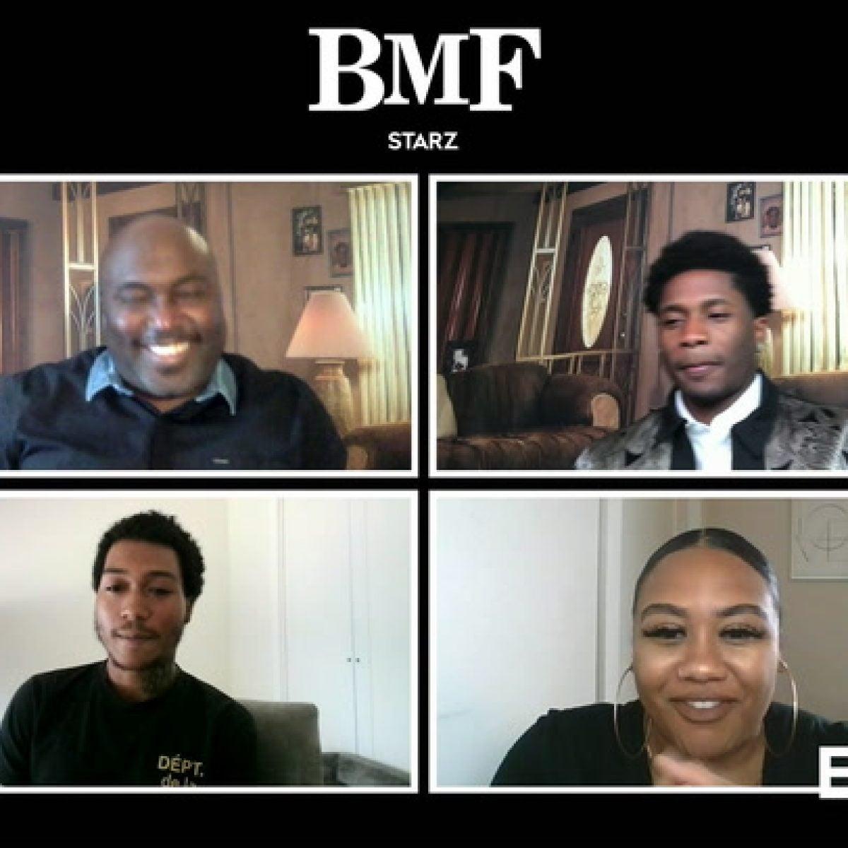 Bmf Interview Lil Meech Clip