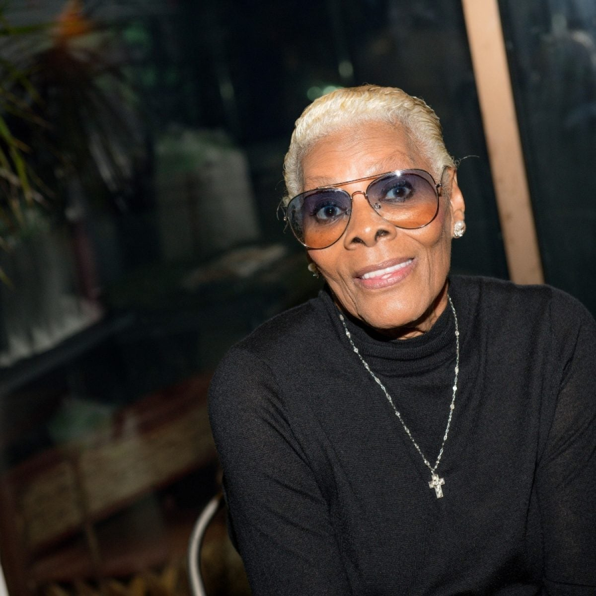Exclusive: Dionne Warwick On Joining Twitter To Put A 'Grownup' In The Room