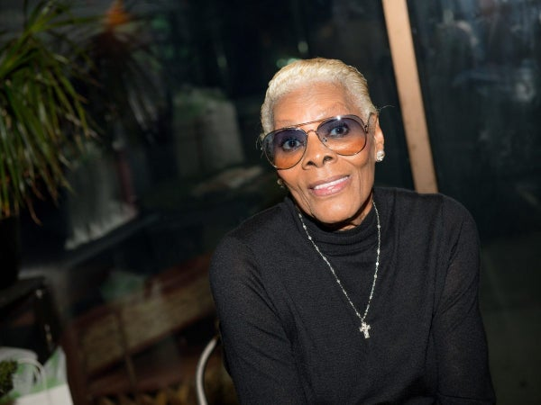 Exclusive: Dionne Warwick Talks Joining Twitter To Put A 'Grownup' In The Room