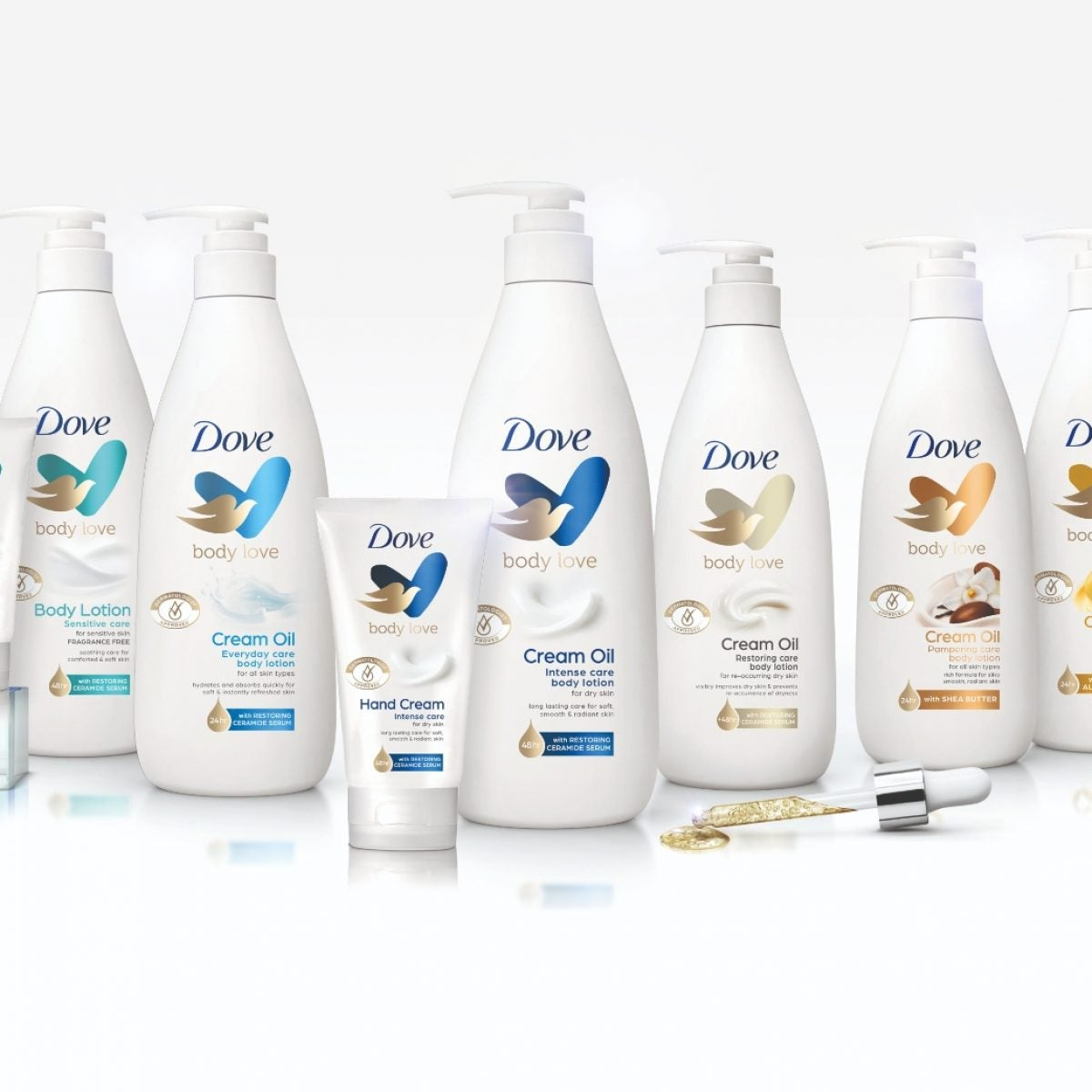 Dove's New Body Love Line Helped Me Get Back To Pampering Myself