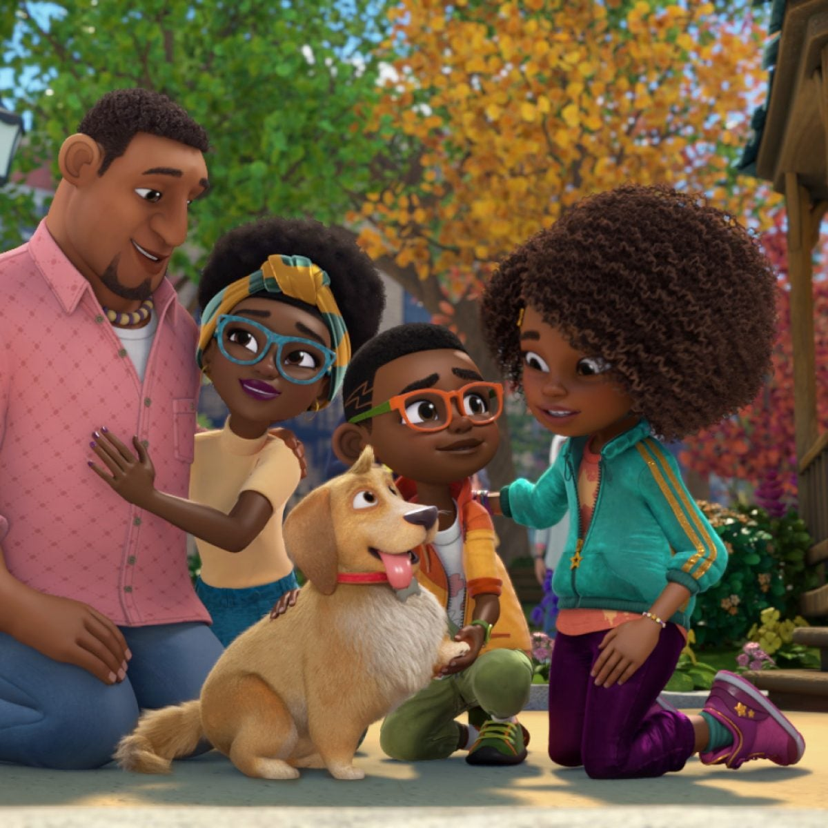 18 Streaming Picks For The Toddlers, Tweens, & Teens In Your Life
