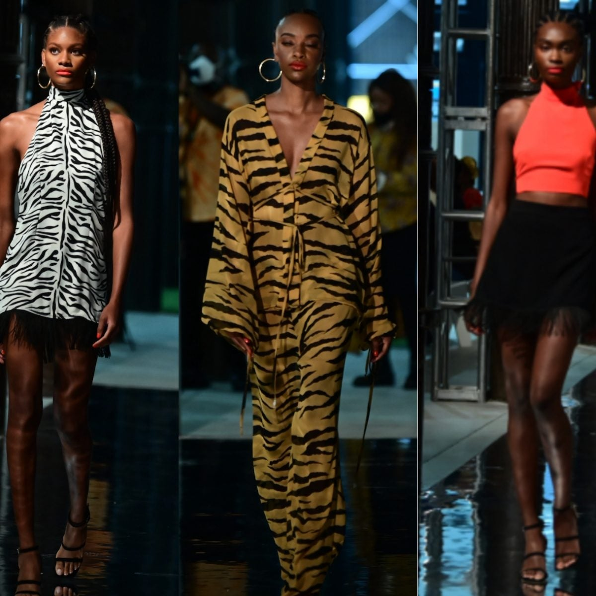 Runway Recap: The Eclecticist SS2022 Collection Was Breathtaking At ESSENCE Fashion House