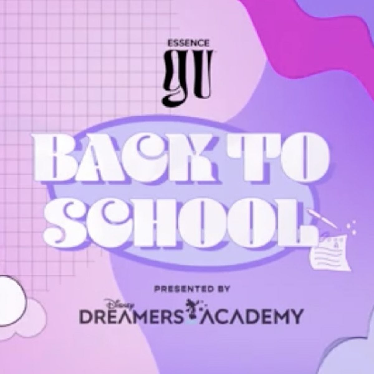ESSENCE GU Went Back To School With The Disney Dreamers Academy!