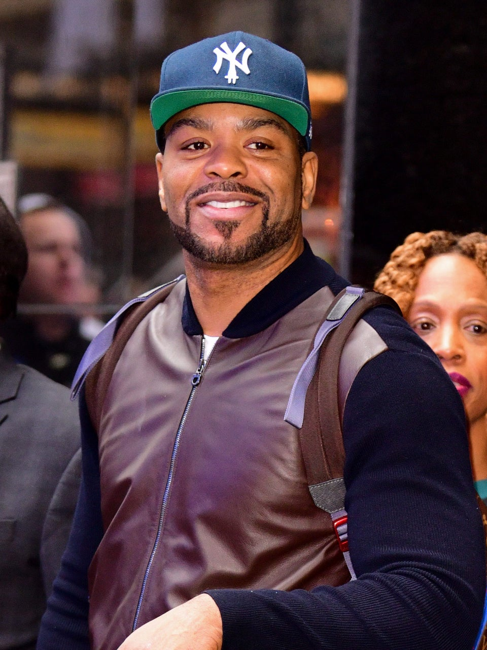 A Typically Private Method Man Opens Up About What's Kept His 20-Year Marriage Solid