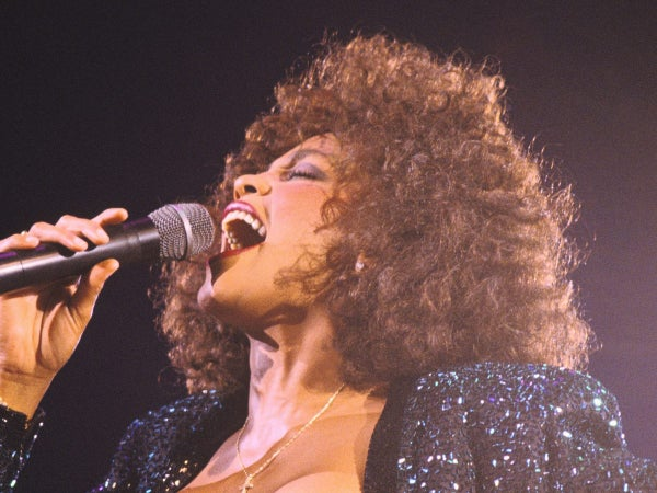 Whitney Houston Will Be Honored By MAC Cosmetics With An Upcoming Collection