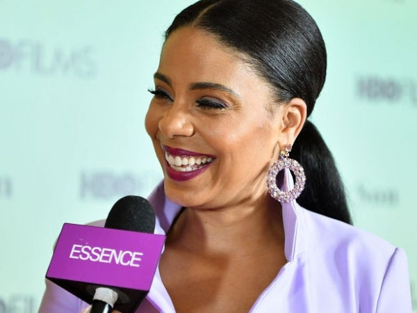 Sanaa Lathan And Her Mom Look Exactly Alike In Recent Photo