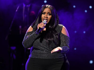 Singer Kelly Price Is Allegedly Missing; Legal Rep Says She's Safe And Recovering From COVID-19