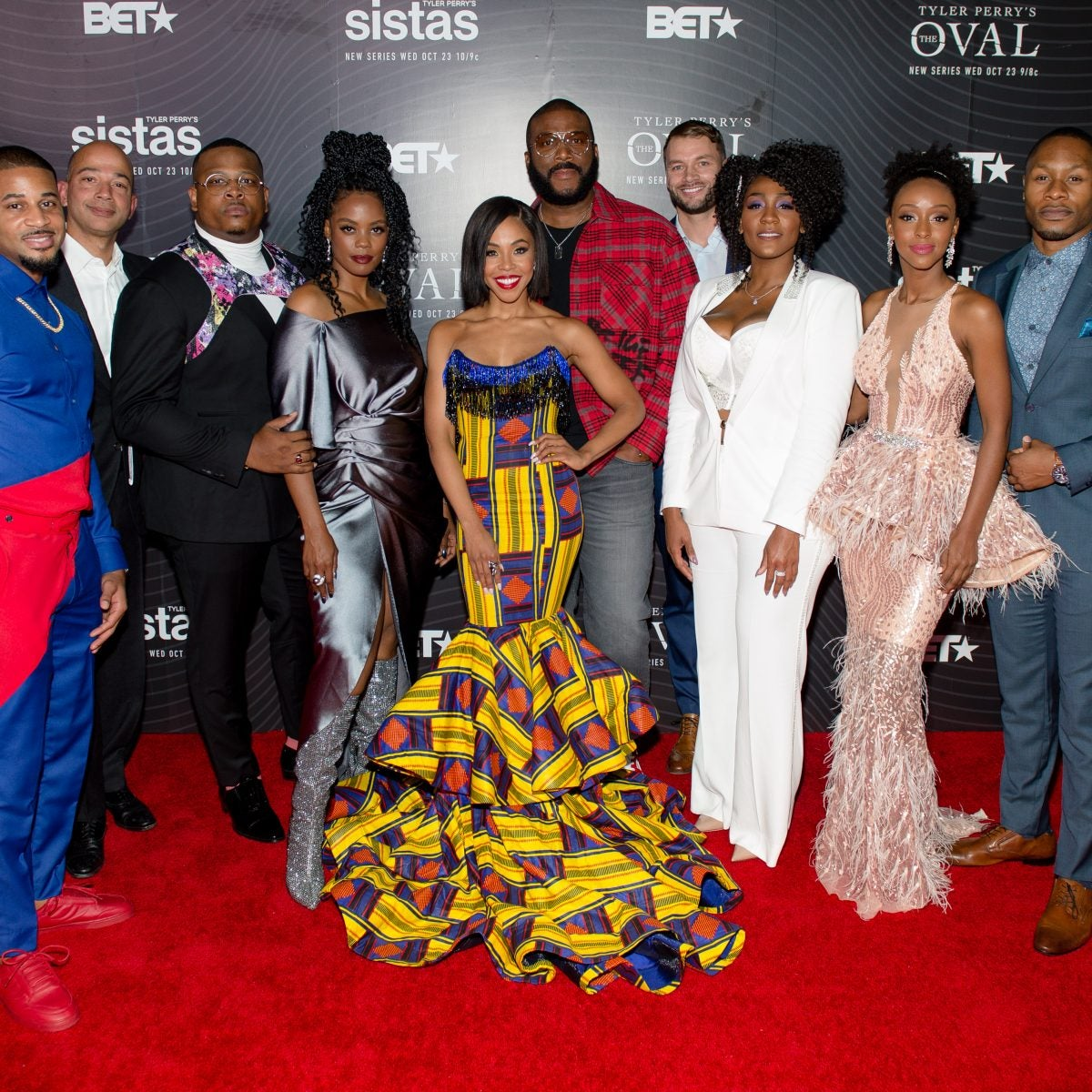 Two Stars Of BET's 'Sistas' Just Made Their Relationship Instagram Official