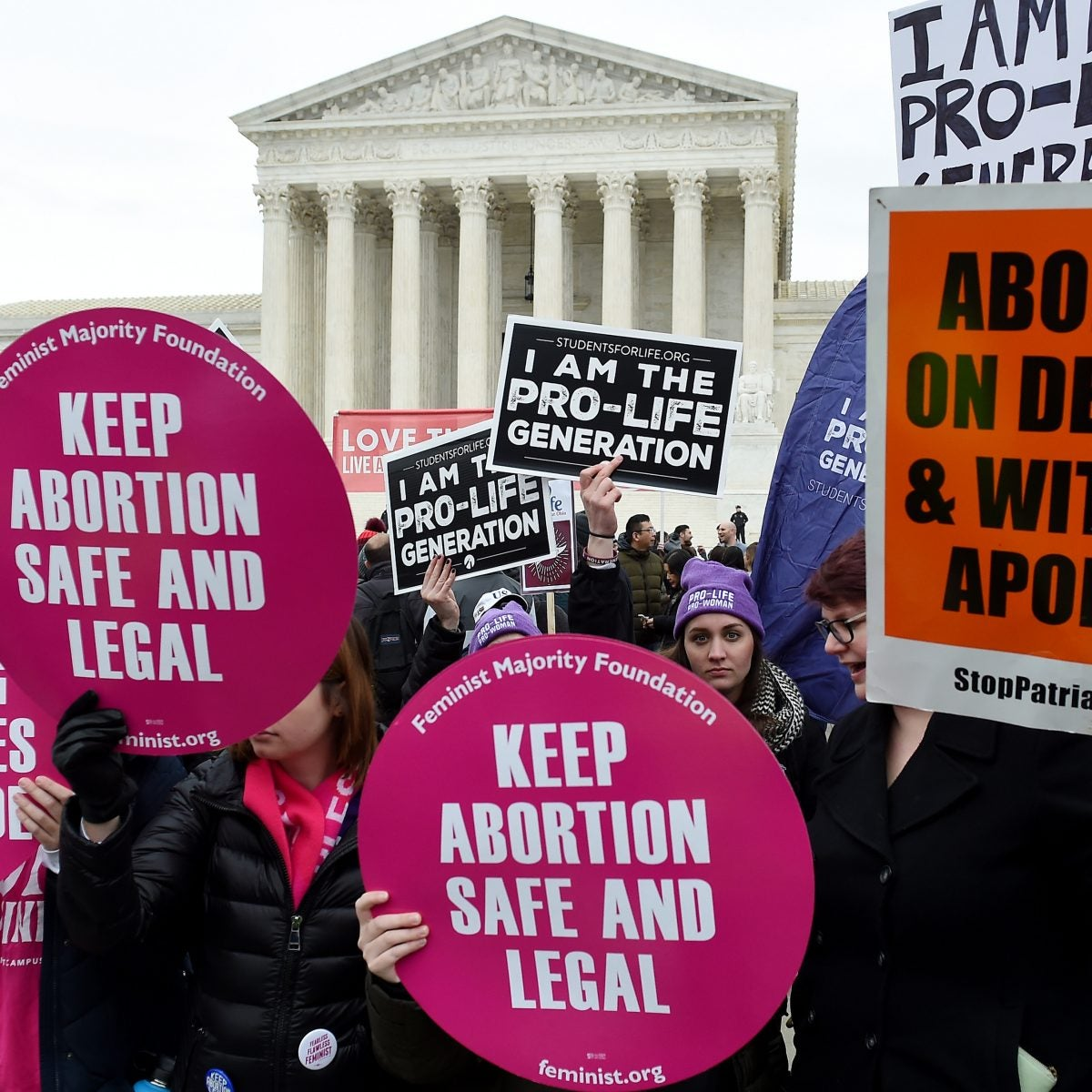 What Texas' Abortion Ban Means For The Future
