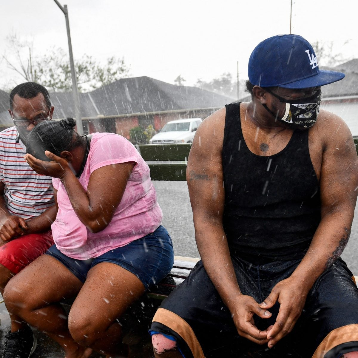 Stop Asking Us to Be Resilient: On Hurricane Ida, COVID-19, and Trauma in Louisiana