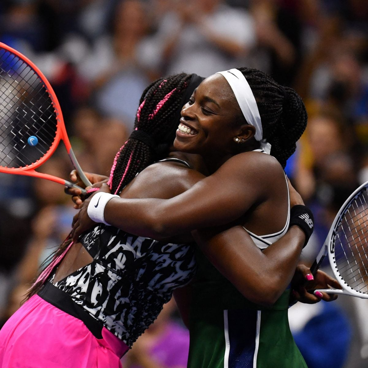Black Girl Magic Is Serving At 2021 U.S. Open