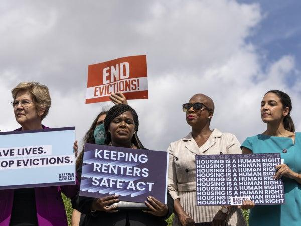 """Congresswoman Cori Bush Introduces """"Keeping Renters Safe Act of 2021"""""""