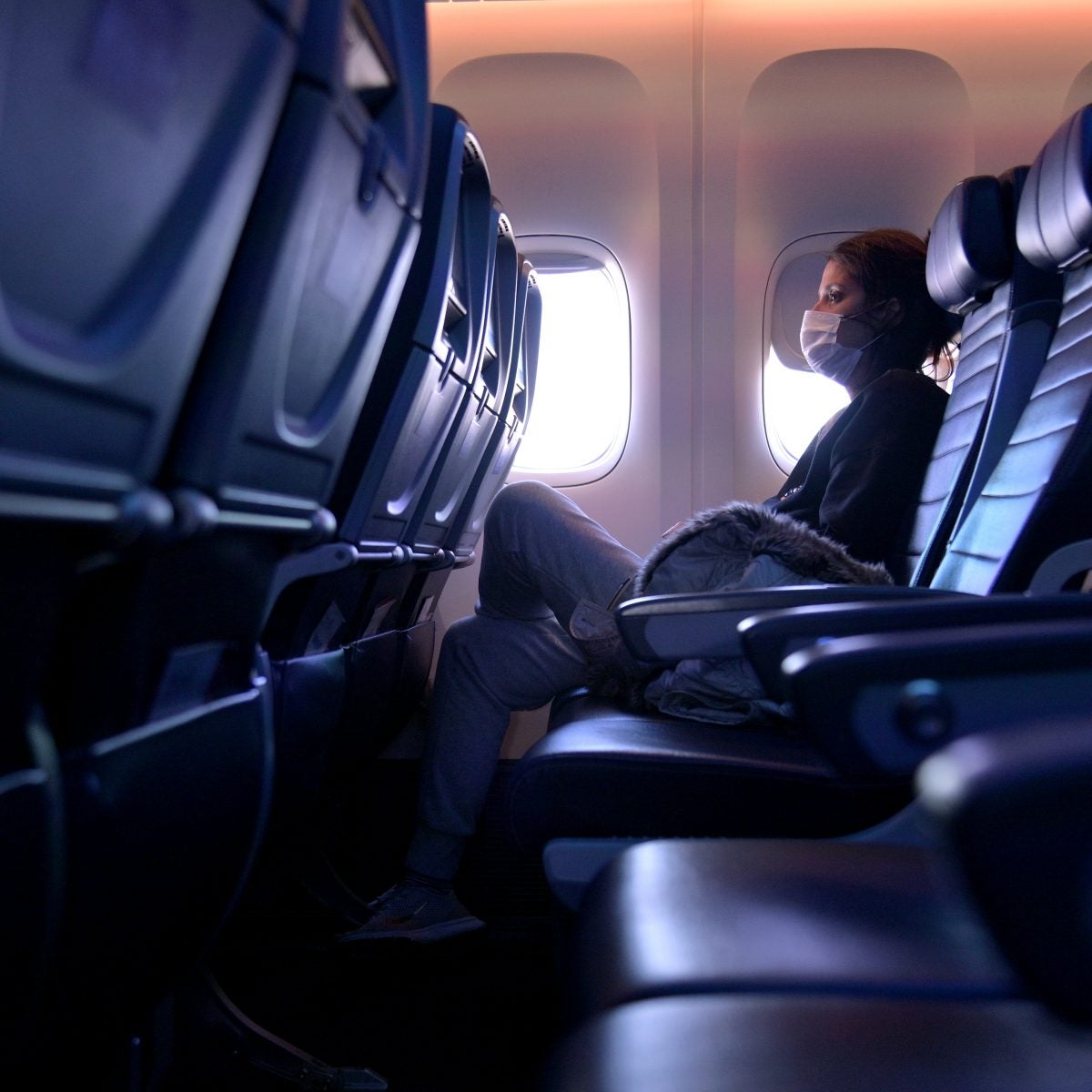 Defying Mask Rules on a Flight? TSA Says You'll Pay Double The Fine.