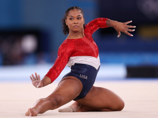 Olympic Silver Medalist Jordan Chiles Nearly Quit Gymnastics — Until BFF Simone Biles Stepped In