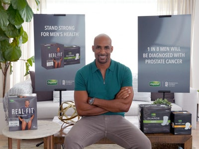 Boris Kodjoe On His 'Personal' Mission To Help Black Men Beat Prostate Cancer: 'Our Lives Are On The Line'