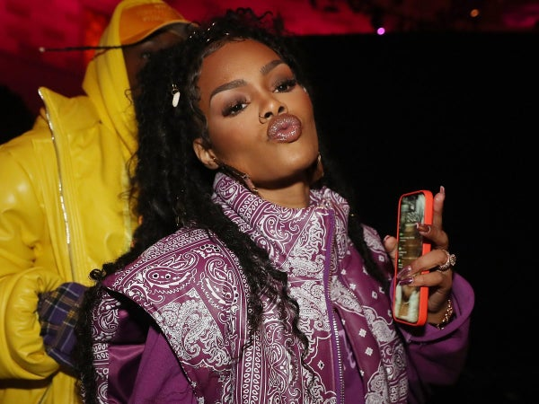Teyana Taylor's NYFW Showcase Was Inspired By The '90s And Her Daughters