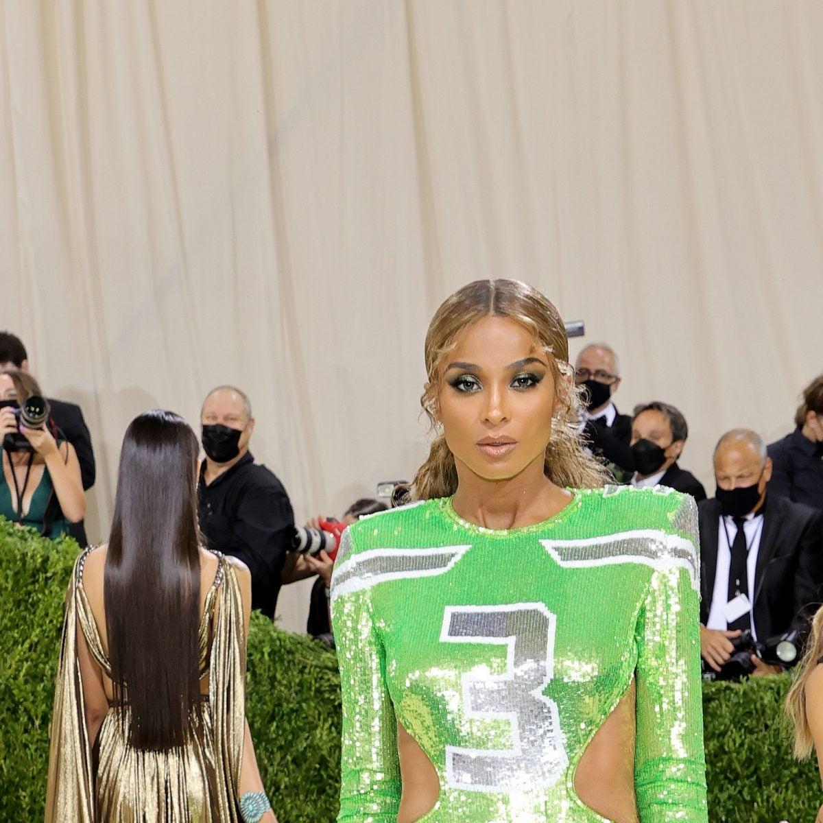 Ciara's MET Gala Look Showed Love To Her Husband, Russell Wilson
