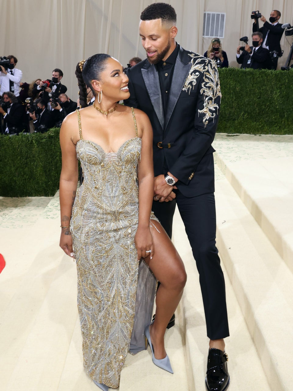 Date Night: Love And Fashion Were On Display At The 2021 Met Gala