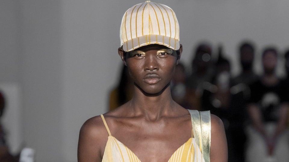 Kenneth Ize Brings Lagos To Paris Fashion Week